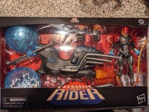 Marvel Legends Cosmic Ghost Rider NIB HASBRO