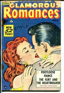 Glamorous Romances #44 1950-Ace-spicy art-52 page issue-G-