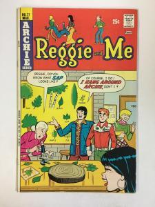 REGGIE & ME (1966-1980)77 VF-NM Mar 1975 COMICS BOOK