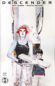 Descender #20 VF/NM; Image | save on shipping - details inside