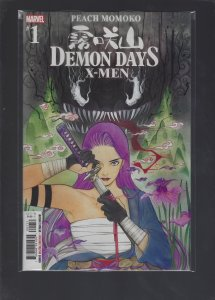 X-Men: Demon Days #1