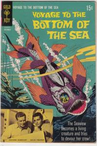 Voyage to the Bottom of the Sea #14 (Nov-68) FN/VF+ Mid-High-Grade