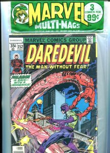 MARVEL MULTI-MAGS 3 PAK 1978-SEALED-SPIDER WOMAN-DAREDEVIL-nm