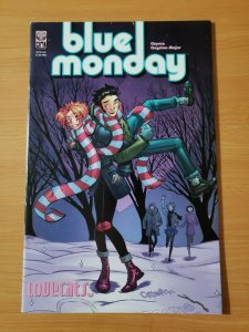 Blue Monday: Lovecats #1 One-Shot ~ NEAR MINT NM ~ 2002 Oni Press Comics