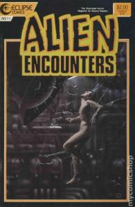 ALIEN ENCOUNTERS #11, VF/NM, Horror, Eclipse Comics 1985 1987  more in store