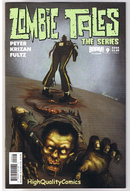 ZOMBIE TALES The Series #9,Undead,Walking Dead,2008, NM
