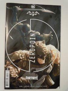 Batman/Fortnite: Zero Point #3 (2021) 2nd Printing