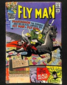 Fly Man #35 (1966)
