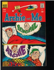 Archie and Me #21 (1968)
