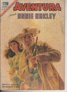 Aventura numero 497: Annie Oakley