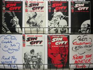SIN CITY A DAME TO KILL FOR 1-6 MILLER BAGGED/BOARD