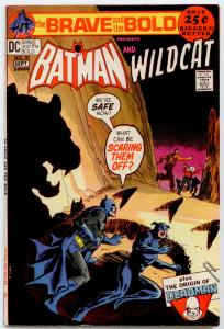 DC Brave And The Bold #97 VF 8.0  Batman & Wildcat, origin Deadman, Nick Cardy