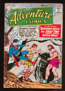 Adventure Comics (1938 series) #257, Good- (Actual scan)