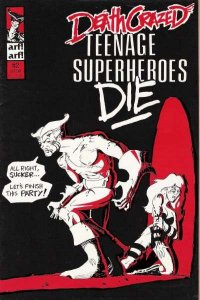 Death Crazed Teenage Superheroes #2, VG+ (Stock photo)