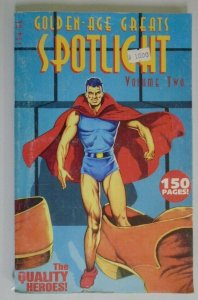 Golden Age Greats Spotlight AC Comics TPB #2 SC 4.0 VG (2003)