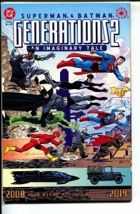 Superman & Batman: Generations 2-#4-John Byrne-Paperback