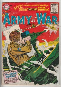 Our Army at War #51 (Oct-56) FN+ Mid-High-Grade