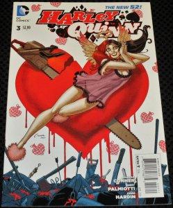 Harley Quinn New 52 #3 (2014)