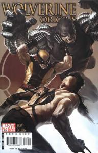 Wolverine: Origins #15, NM- (Stock photo)