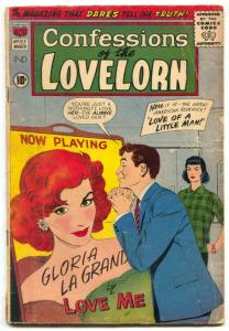 Confessions of The Lovelorn #103 1959- ACG romance G