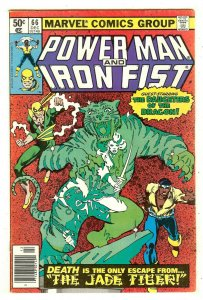 Power Man & Iron Fist 66   2nd Sabretooth