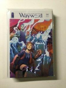 Wayward #14 (2016) HPA