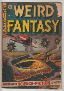 Weird Fantasy #11 (Jan-52) GD/VG Affordable-Grade