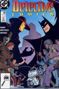 Detective Comics (1937 series) #609, VF+ (Stock photo)