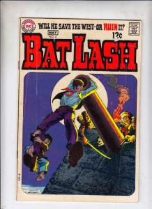 Bat Lash #4 (May-69) VG/FN Mid-Grade Bat Lash