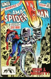 AMAZING SPIDER-MAN #237-1983-MARVEL-fine FN