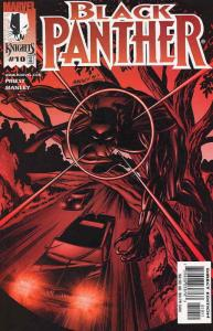 Black Panther (Vol. 2) #10 VF/NM; Marvel | save on shipping - details inside