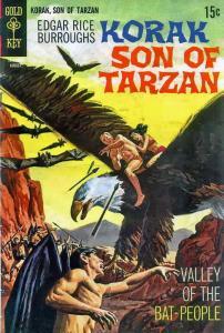 Korak, Son of Tarzan #30 VG; DC | low grade comic - save on shipping - details i