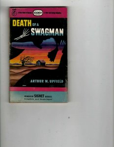 3 Books Death of a Swagman Kitty Foyle The King is Dead on Queen Street JK35
