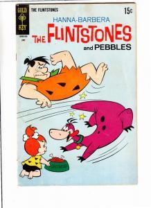 Flintstones, The #52 (Jun-69) FN Mid-Grade The Flintstones (Fred, Wilma,  Bar...