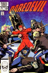 Daredevil (1964 series) #195, VF (Stock photo)