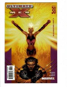 12 Ultimate X-Men Marvel Comics # 38 40 41 42 44 45 46 48 49 50 51 52 Storm J435