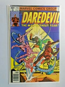 Daredevil #165 1st Series 5.5 (1980)