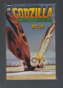 Godzilla: Monsters & Protectors #2 (2021)