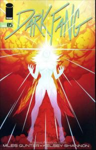Dark Fang #5 FN; Image | save on shipping - details inside