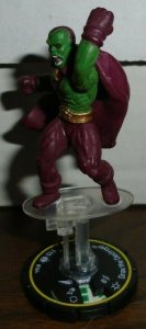 Drax The Destroyer 064 Rookie Marvel Heroclix Supernova