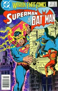 World's Finest Comics #301 (Newsstand) FN; DC | save on shipping - details insid