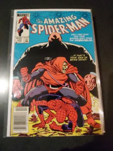 THE AMAZING SPIDER-MAN #249 FINE