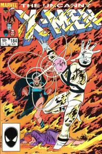 Uncanny X-Men (1981 series) #184, VF+ (Stock photo)