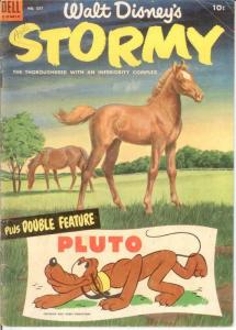 STORMY F.C. 537 VG  1954 COMICS BOOK