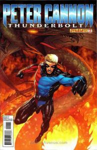 Peter Cannon: Thunderbolt (2nd Series) #1D VF/NM; Dynamite | save on shipping -