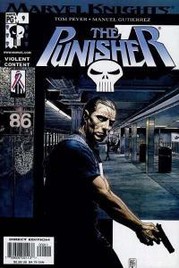 Punisher (2001 series) #9, NM + (Stock photo)
