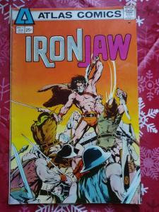 Ironjaw #1 (Jan 1975, Atlas Comics) Neal Adams cover art