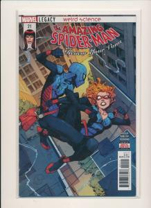 Marvel Legace Weird Science THE AMAZING SPIDER-MAN#21  NM (PF788)