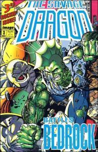 Image SAVAGE DRAGON (1992 Series) #3 VF/NM