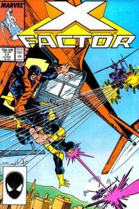 X-Factor (1986 series) #17, VF- (Stock photo)